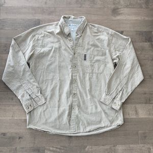 Columbia Casual Button Down Long Sleeve
